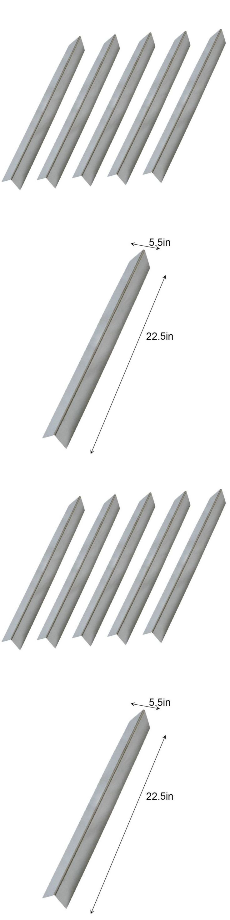 BBQ Tools and Accessories 20725: Bbq Gas Grill Stainless Steel 5 Flavorizer Bars 22.5 Replacement For Weber 7537 -> BUY IT NOW ONLY: $55.74 on eBay!