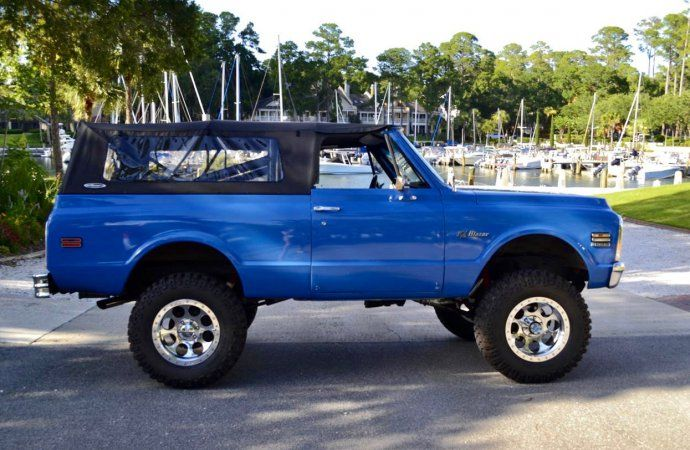 Pick Of The Day Is First Generation Chevy Blazer For Sale