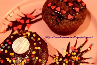 Όρεξη να 'χεις .../Oreksi na 'xeis: ChocoBanana Muffins