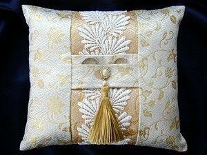 和風リングピロー,Japanese Style Ring pillow