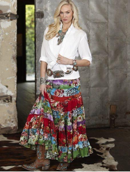 Женская одежда в стиле кантри. Обсуждение на LiveInternet - Российский Сервис Онлайн-Дневников