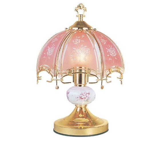 56 Best Images About Beautyful Touch Lamps On Pinterest