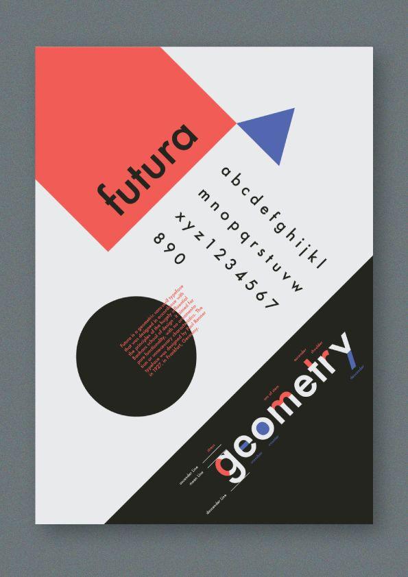 Typographic Anatomy Poster by Tristan Chesselet, via Behance