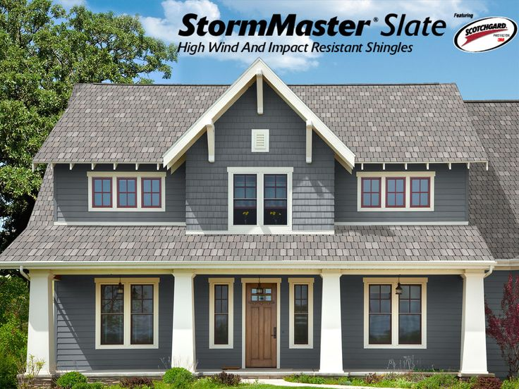 Best 23 Best Images About Stormmaster® Slate Roofing Shingles 400 x 300