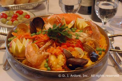 Spanish Tavern in Old Newark, NJ - the paella was awesome! RP by http://aldo-lora-dch-paramus-honda.socdlr.us