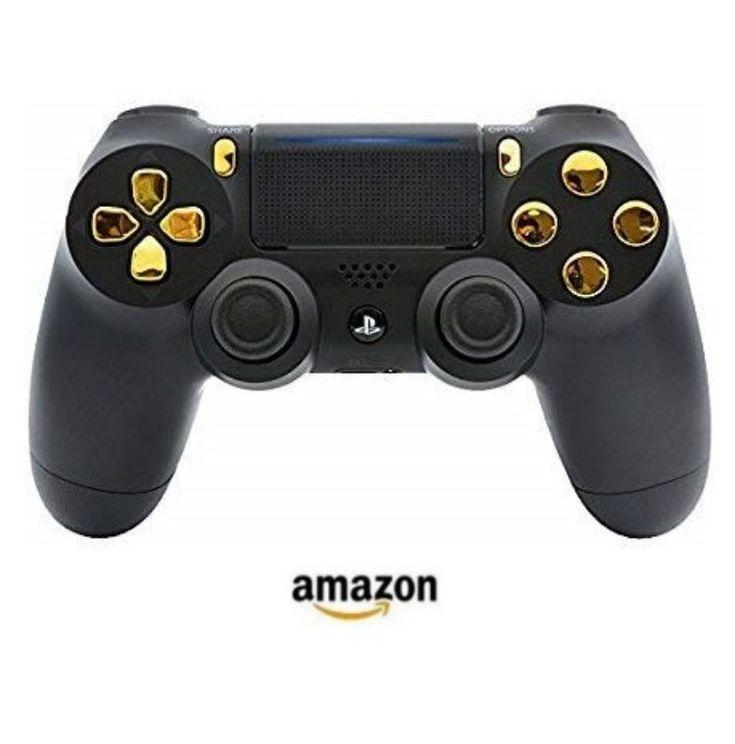 Blackgold custom ps4 pro rapid fire custom modded
