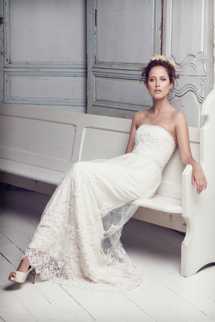 Alfred angelo dream maker wedding dress   best Wedding dress images on Pinterest  Wedding frocks