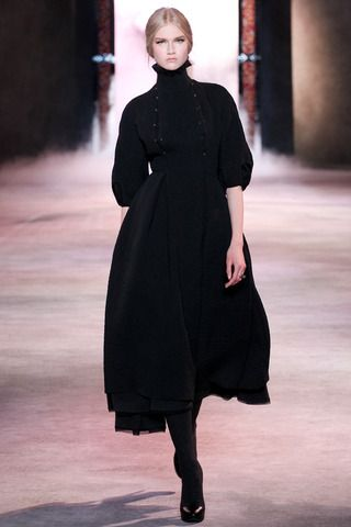 Ulyana Sergeenko Fall line is right out of a fairytale
