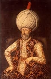 This is Suleyman the Lawgiver. He was one of the greatest lawgivers ever. He was also the tenth largest Sultan of the Ottoman Empire.