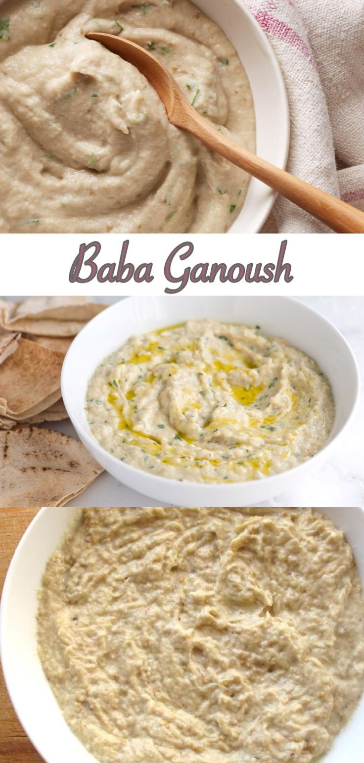 Baba Ganoush is one of the healthiest snacks in the world. This snack is one of the most delicious and it`s really really good for you body shape and condition. This is the ingredients for Baba Gan…