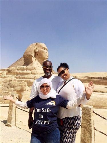 EMO TOURS EGYPT Cairo airport transit Tours Visit Giza Pyramids Egyptian Museum Bazaar & Nile Dinner Cruise- $80
