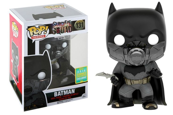 Pop! Heroes - Suicide Squad - Batman