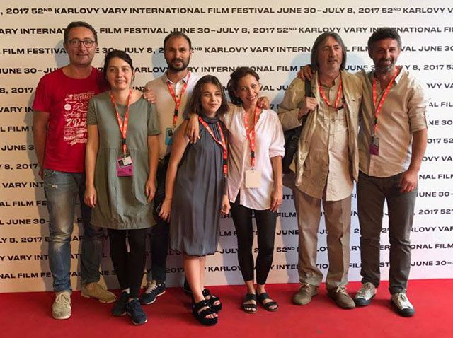 Caravana filmului Breaking News ajunge la Timisoara | timisoaraazi