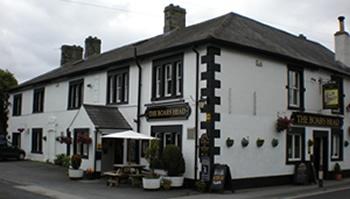 Boar's Head Inn, Skipton, UK