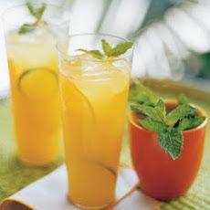 Orange-Lime Cocktails - Martha Stewart