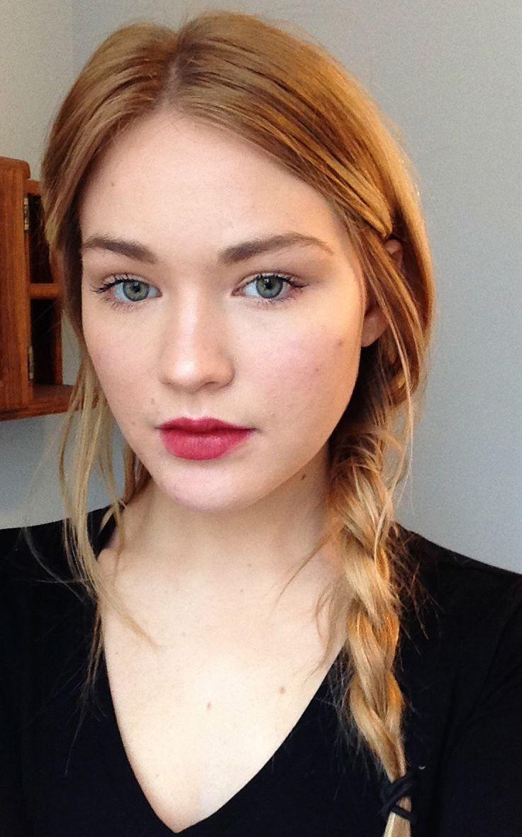 Brick-o-la MAC lipstick for pale skin | Mac favorites | Pinterest ...