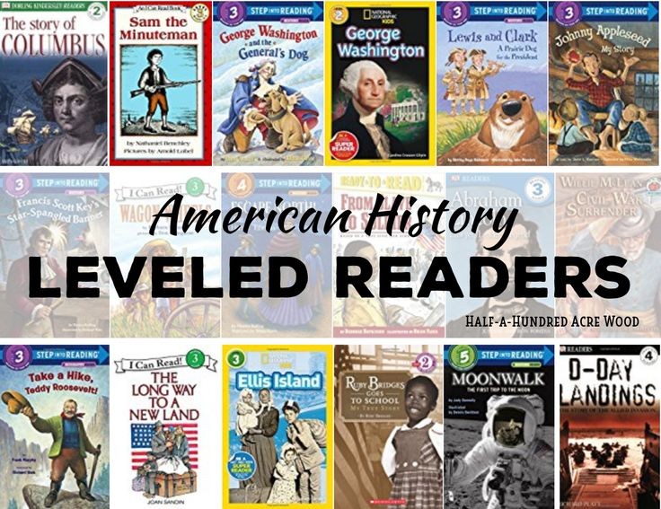 Welcome to our list of American history leveled readers! This collection includes books related to U.S. history with text and vocabulary that young children can easily read and understand.  Although we own many of the books on this list, we don't own them all. The links here are affiliate links, which means I earn a …