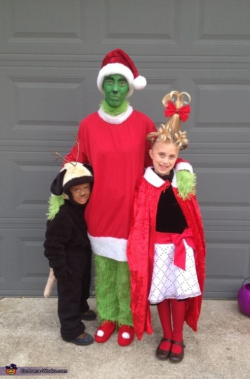 7148f73aadf99 25 Unique Girl From The Grinch Ideas On Pinterest Sc 1 St Meningrey. image  number 11 of grinch child costume ...