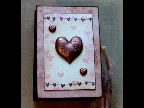 Mini Star Book on Live with Prima with Rachel Black. She colored hre pages with Art Alchemy paints, Watercolor Confections and added stamped elements using the Love Clippings Cling stamp set. Enjoy! #livewithprima #starbook #minialbum