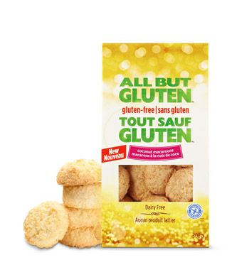All But Gluten™ Coconut macaroons
