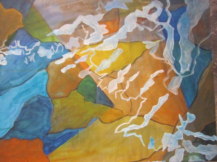 vandringer, Mols Bjerge og Grønland