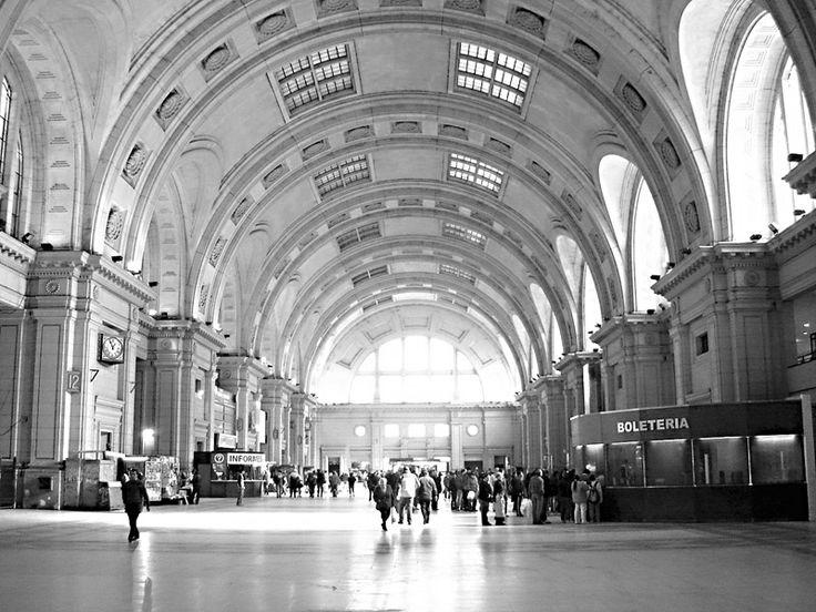 Estación Constitución - Buenos Aires, Argentina.