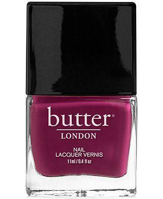 butter london // queen vic.