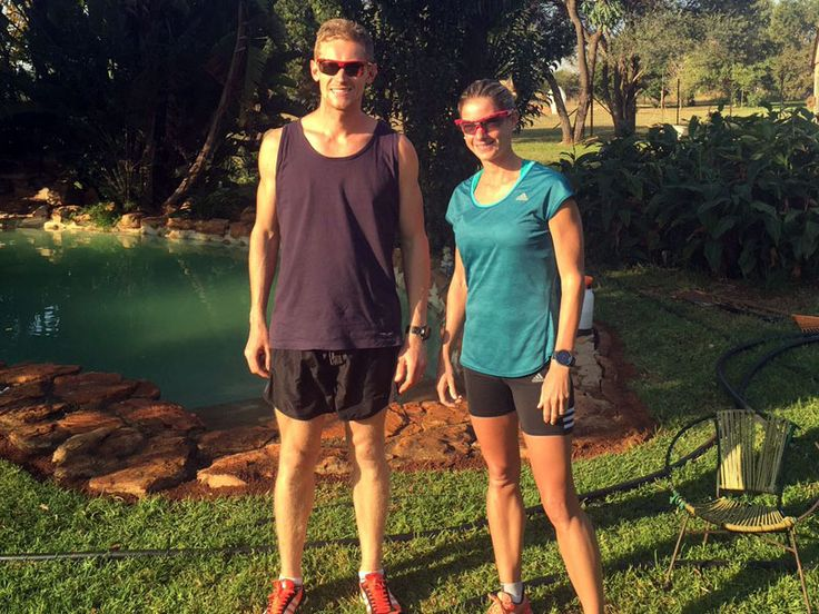 How Caroline Wostmann and Chris Cherry Recover after training #recoverymethods #comrades #runners