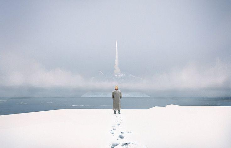 Epic Concept Art by Ivan Khomenko