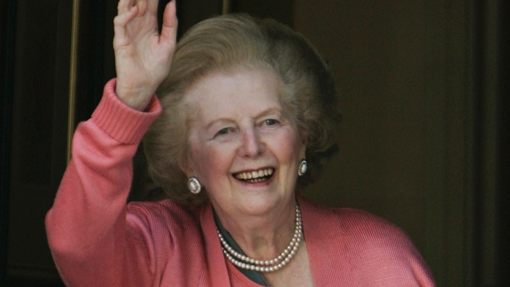 IN PICTURES: Margaret Thatcher: The Iron Lady