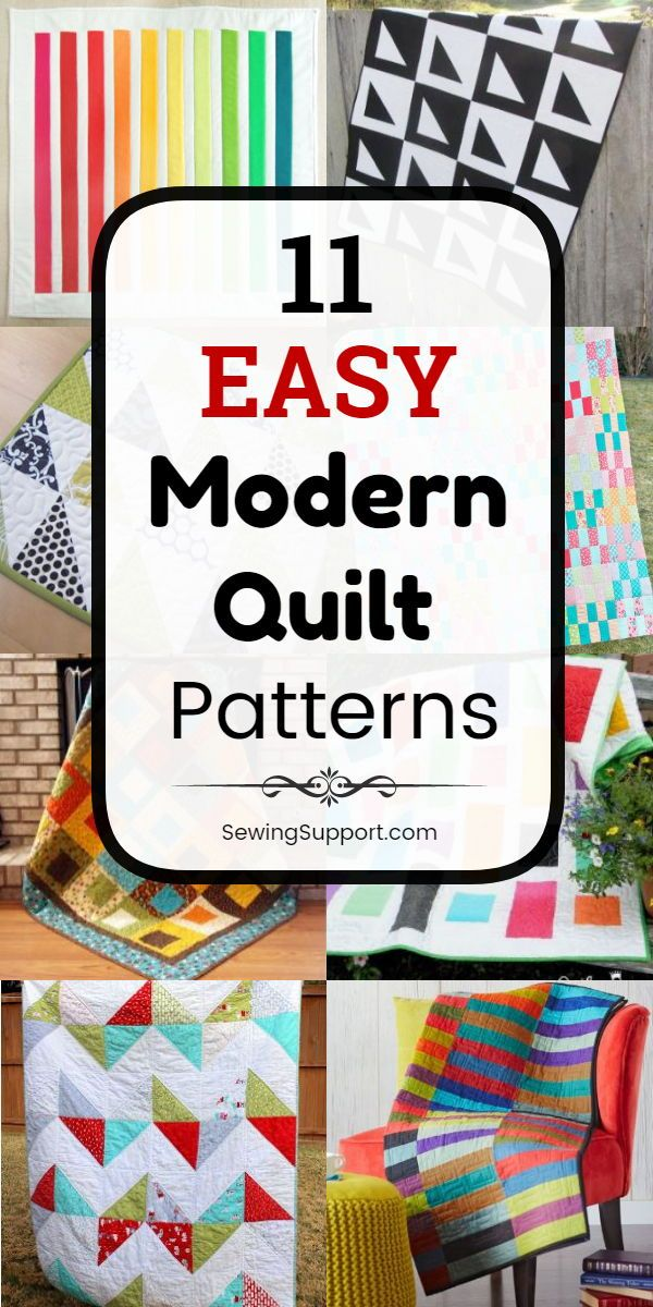 Free Quilt Patterns For Easy Modern Quilts Eleven Free Modern Quilt Designs Easy Enough For A Begi Quilt Patterns Free Quilt Patterns Printables Modern Quilts
