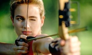 Groupon - Archery Lesson for One or Two, or Birthday Party for Up to 15 at Rising Star Fencing Academy (Up to 51% Off) in Little Falls. Groupon deal price: $25
