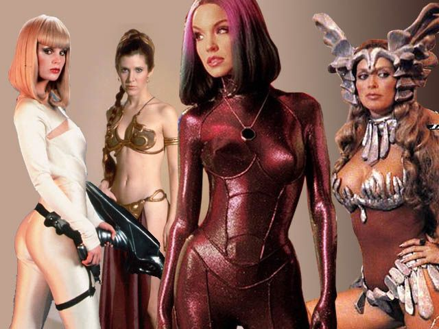 Top 50 Sexy Sci-fi Costumes
