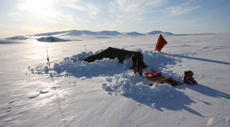 How to do a Winter overnight expedition in Lapland!   Camping in winter time Finland:  http://www.kontikifinland.com/holidays/destination/1194882/nellim/aurora-borealis-in-lapland-guided-expedition