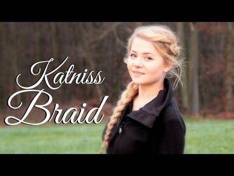 CATCHING FIRE - Katniss Arena Braid by DominoKati - YouTube