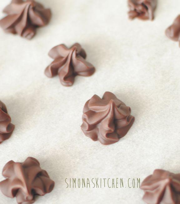 Simona'sKitchen: Cioccolatini al Caffè & Rhum - Coffee & Rhum Chocolates - Chocolats au Café et Rhum
