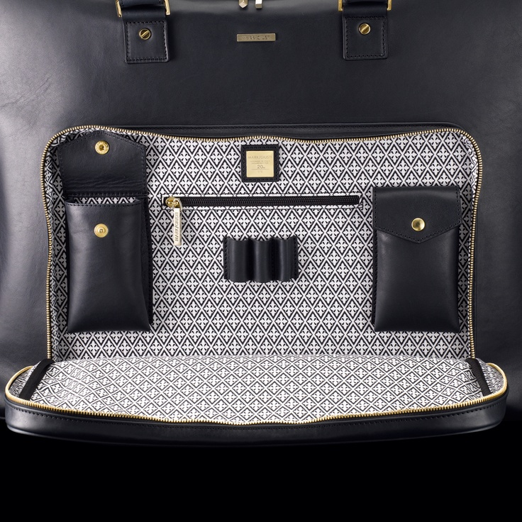 """MARK / GIUSTI - LIMITED EDITION """"JET SET"""" CABIN BAG, you can buy it at https://www.markgiusti.com/category/26/signature-styles"""
