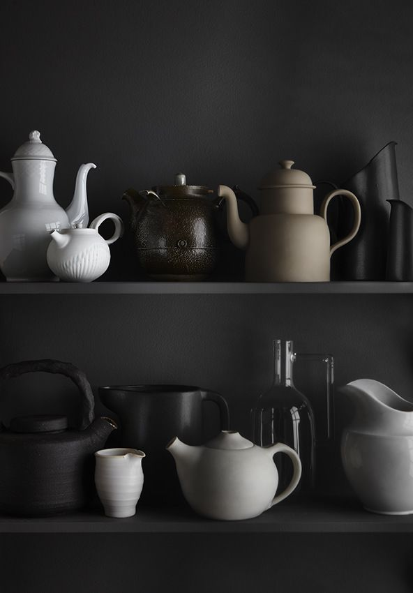 Teapot Love: Jonas Gustavsson for Sköne hem   Linda Åhman