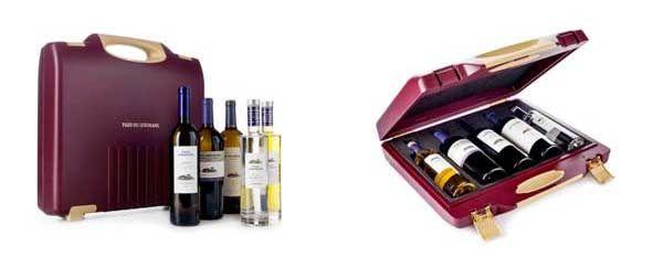 Best 17 Bolsas para Botellas de Vino images on Pinterest | Botellas ...