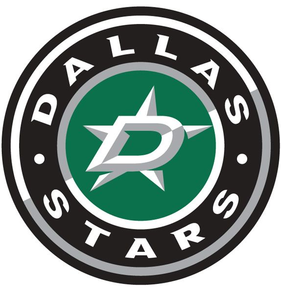 logo / Dallas Stars. Gotta support my teams new logo!