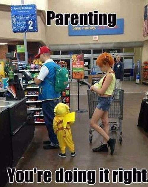 The Most Hilarious Photos Of Walmart Shoppers