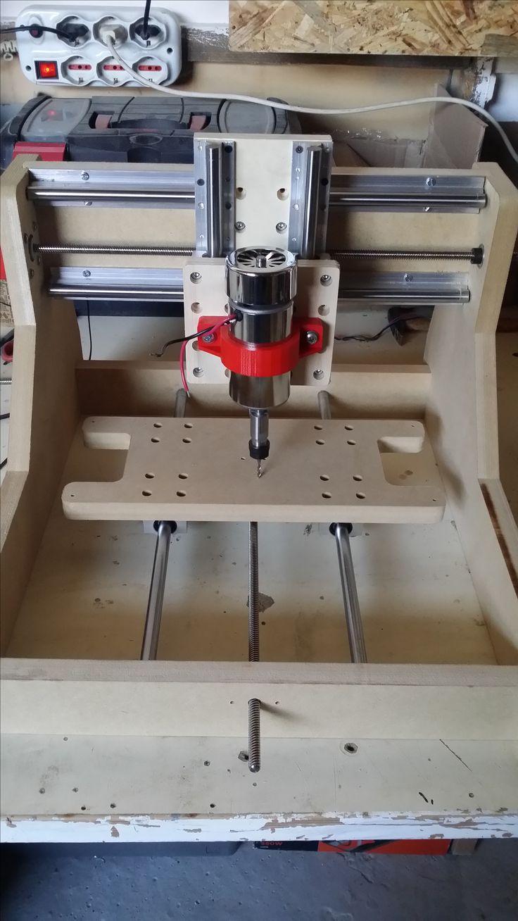 3Dmaker MiniCNC_V5