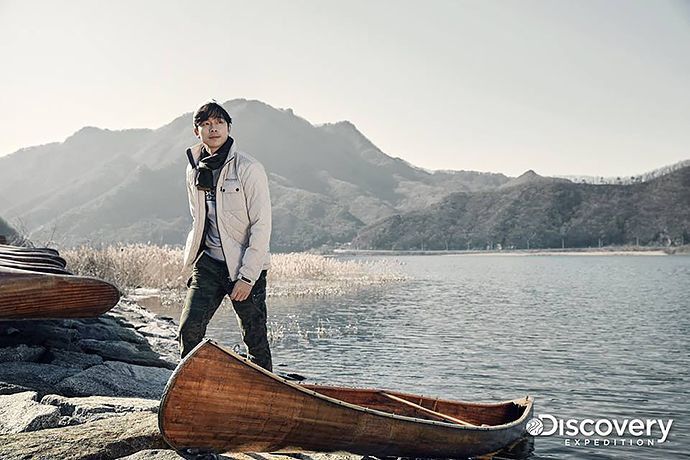 Gong Yoo - Discovery Expedition Pre-Spring 2016