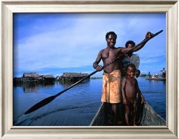 Cruise the Sepik River, Papua New Guinea