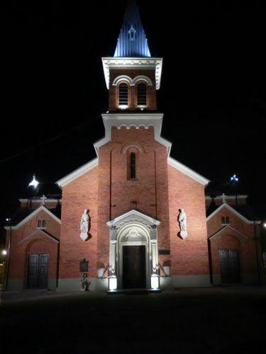 Warszawa, kościół p.w. św. Stanisława Biskupa