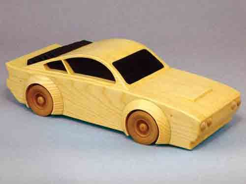 Toy Car Plans : Wooden toy car plans fun project free design woodworking