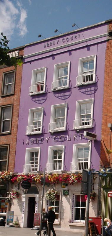 Abbey Court in Dublin, Ireland - Find Cheap Hostels and Rooms at Hostelworld.com