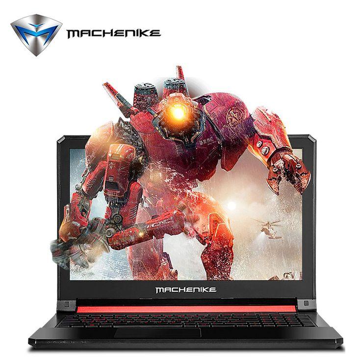 Machenike T57-D6 Intel Quad Core i7-6700HQ Laptop 15.6''Gaming Notebook GTX965M GDDR5 4GB SSD 240GB RAM 8GB DDR4 1080P IPS TypeC