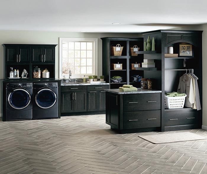 Escape Gray Kitchen: 93 Best Other Room Cabinetry Images On Pinterest