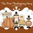 The first Thanksgiving story in a simple and comprehensive way with printables, worksheets and crafts for children in pre-k, kindergarten and 1st g...